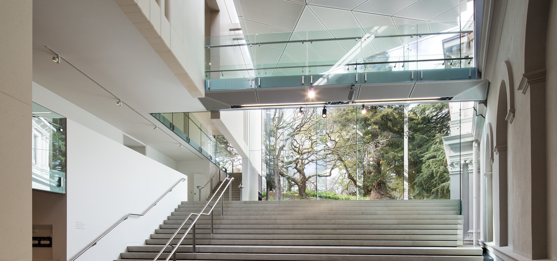 The Auckland Art Gallery Toi o Tāmaki designed by fjmt