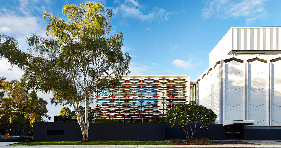BLaKC Bankstown Library designed by fjmt