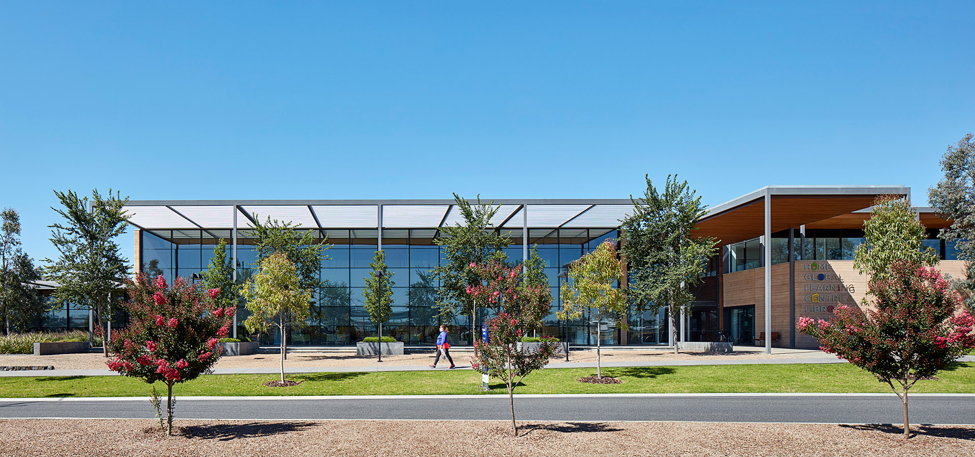 Craigieburn Library designed by fjmt