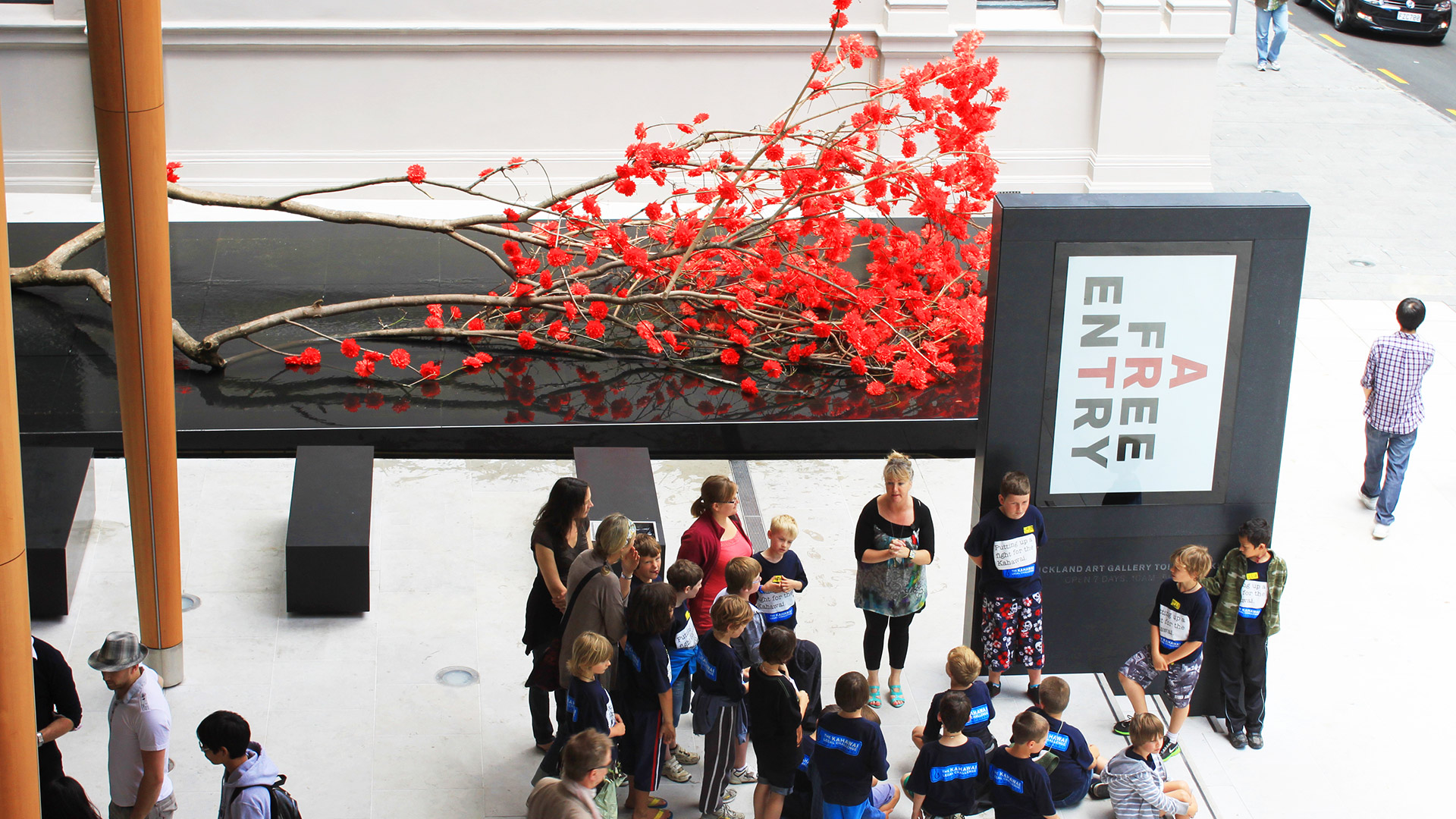 auckland art gallery placemaking fjmt
