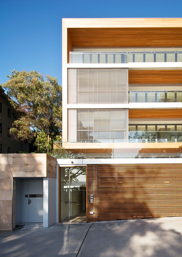 Rose Bay Residential fjmt architecture sydney