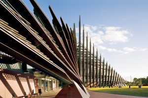 Chancellery & Business School, Edith Cowan University, architects fjmt