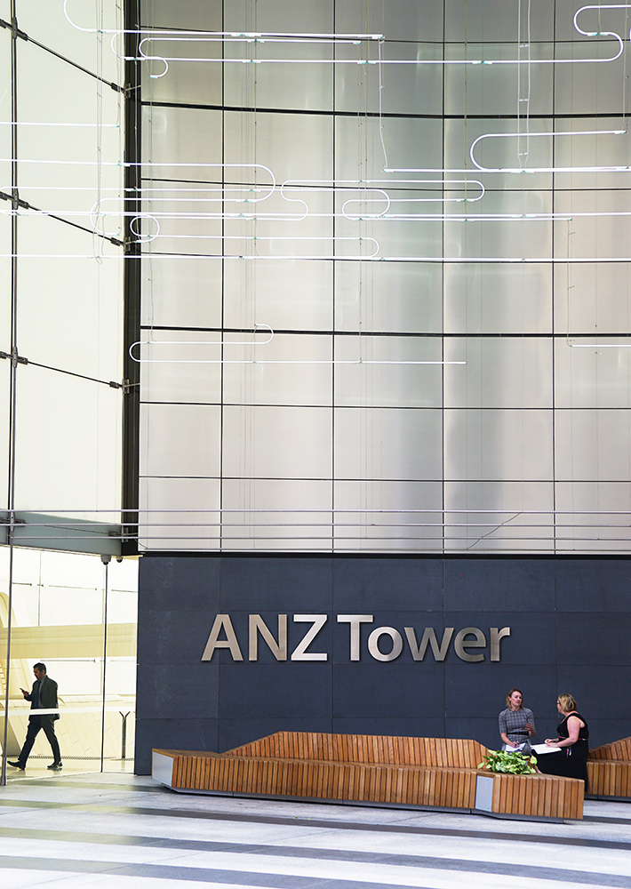 anz tower sydney designed by fjmt
