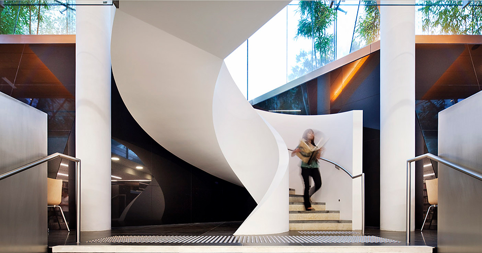 Surry Hills Library interior architecture design fjmt